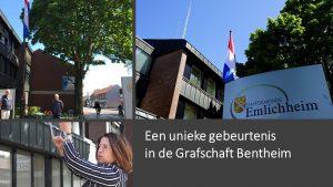 Duitsers hijsen de vlag en luiden de klokken voor Nederland
